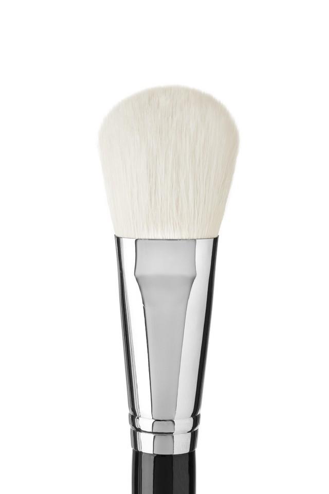 Pędzel K18 do makijażu, pudru, różu, rozświetlaczy