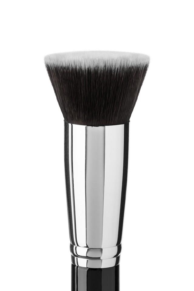 Pędzel K25 do makijażu, korektora, podkładu, różu