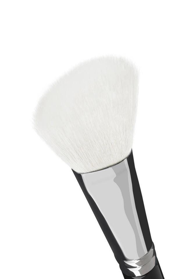 Pędzel K47 do makijażu, pudru, różu, rozświetlaczy